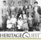 Genealogy Database