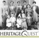 Genealogy Database